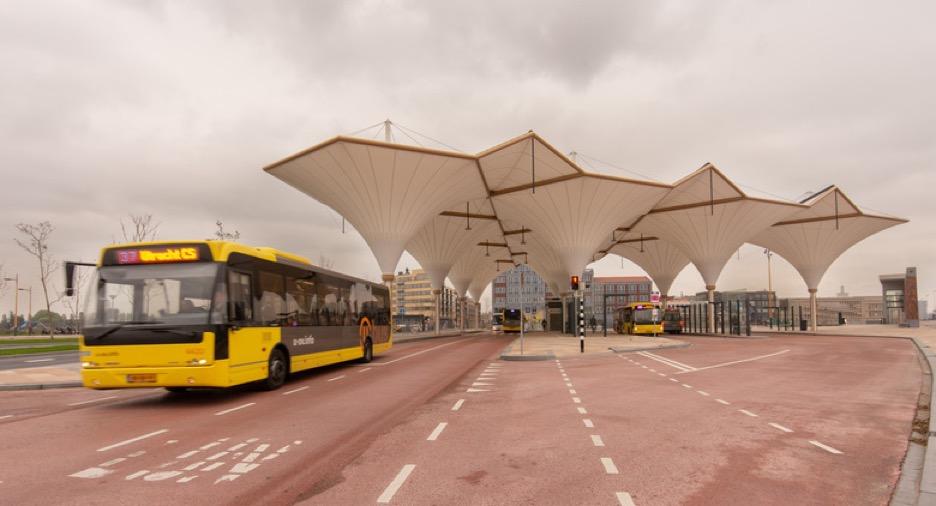 Dienstregeling Bussen