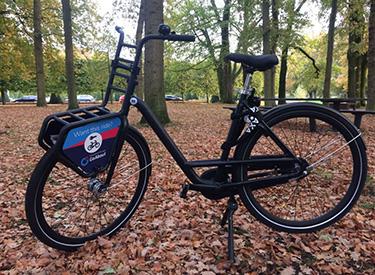 Pickup Bike De Wetering Ecotransferium